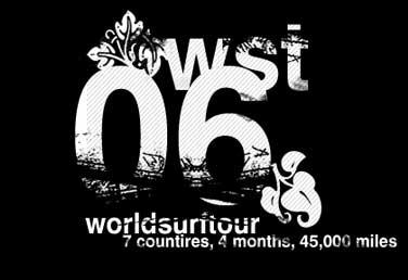 WST06: World Surf Tour Logo