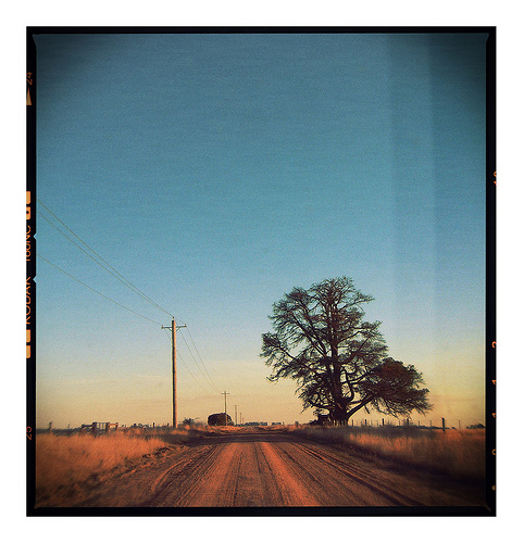 Oz dirt track, 2006
