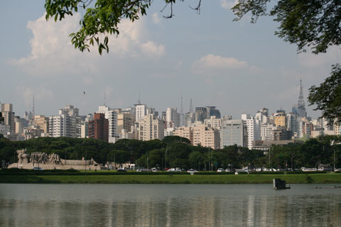 Parque do Ibirapeura
