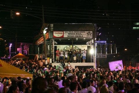 Vai vai samba school