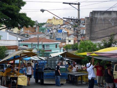 Sao Paulo feira