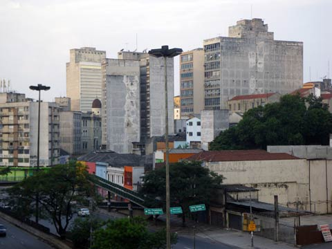 Sao Paulo centro velho