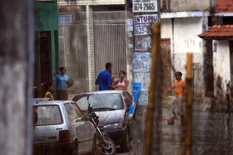 Sao Paulo favelas