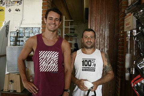 Me and Renato