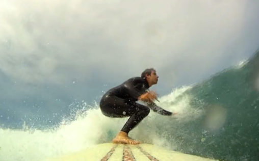 Newquay Bank Holiday GoPro Surfing Video