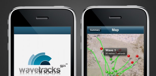 Wavetracks GPS