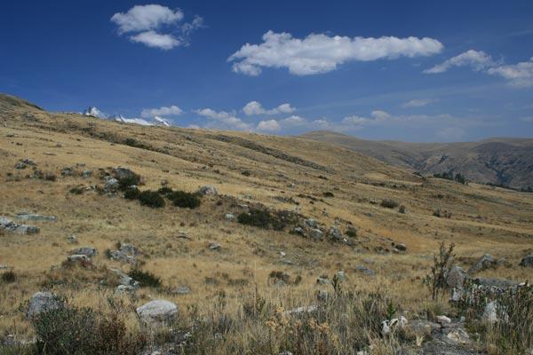 Mountain biking in Huaraz