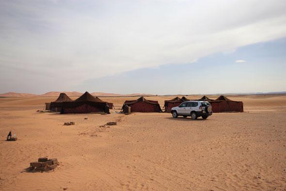 Berber Camping 01