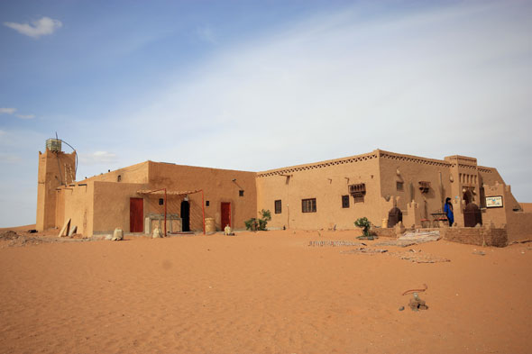 Berber Camping 02