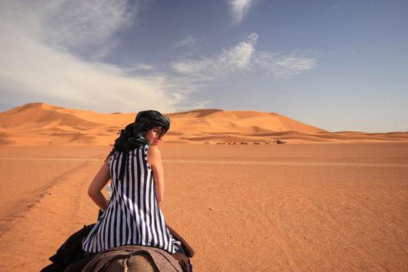 Sahara Camel Ride 01