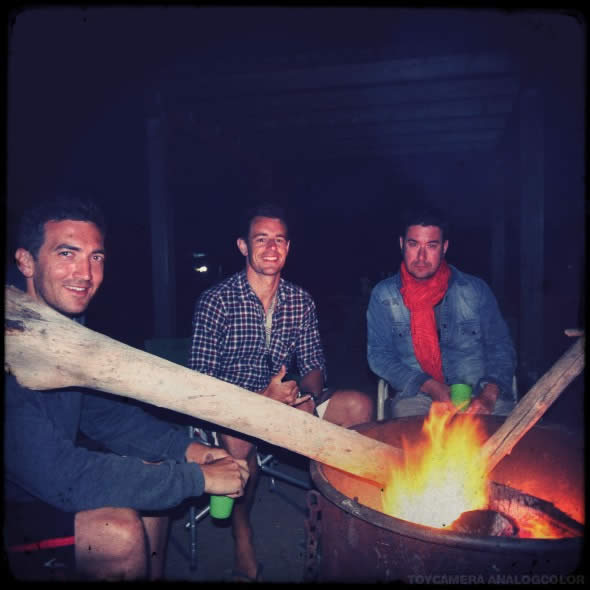 San Clemente Campfire 1