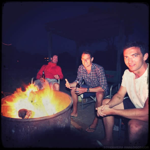 San Clemente Campfire 5
