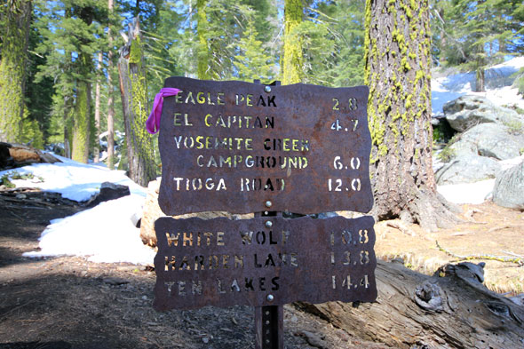 Yosemite Falls 03