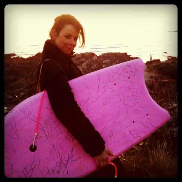Woolacombe surfing 05