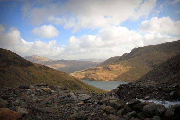 Snowdon hike 3
