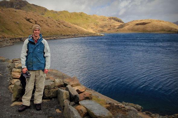 Snowdon hike 5