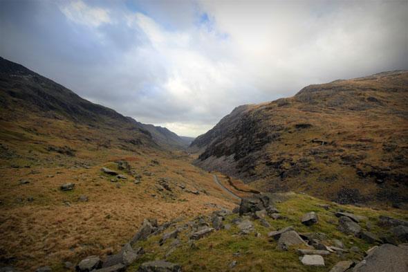 Snowdon hike 6