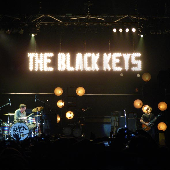 The Black Keys Alexandra Palace 1
