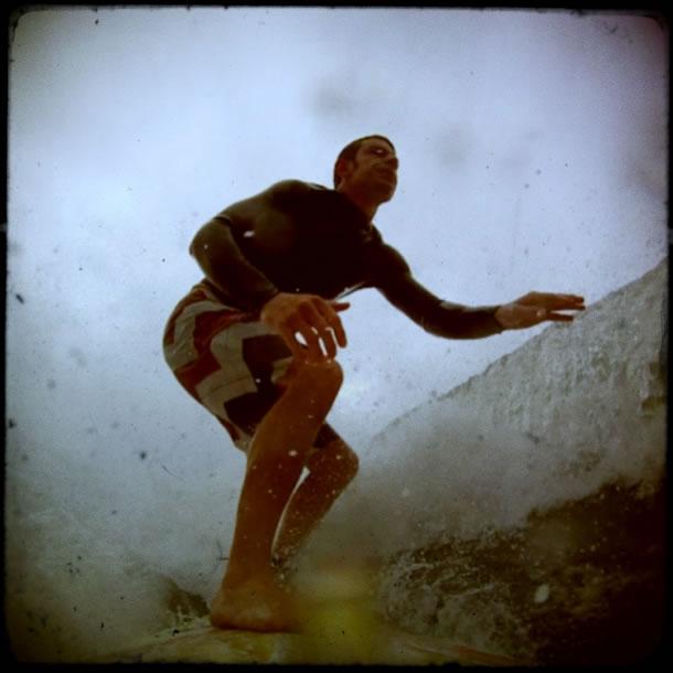 Lagoinha surfing 1