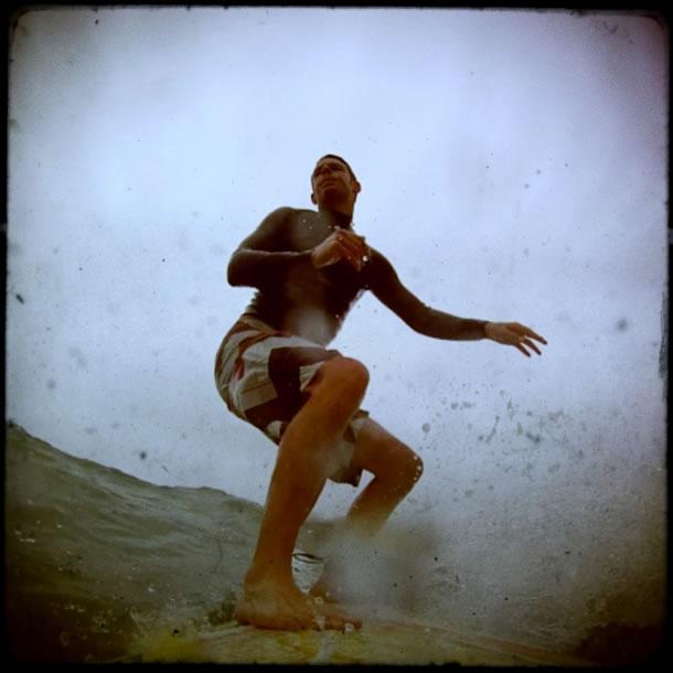 Lagoinha surfing 2