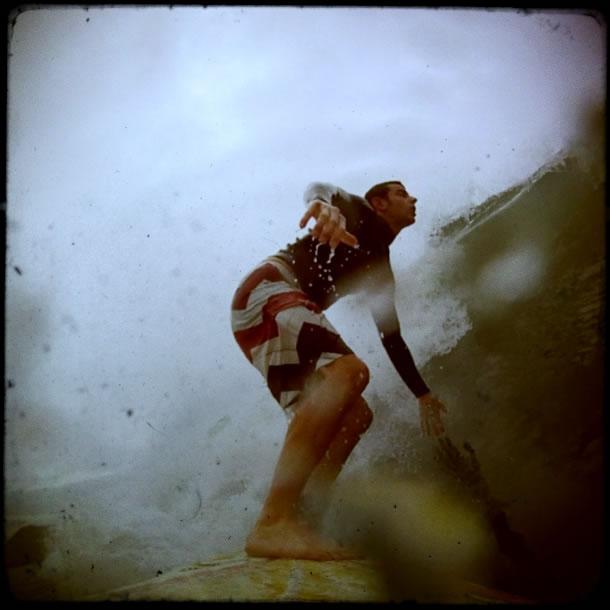 Lagoinha surfing 3