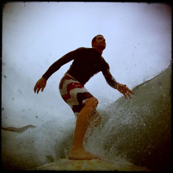 Lagoinha surfing 5