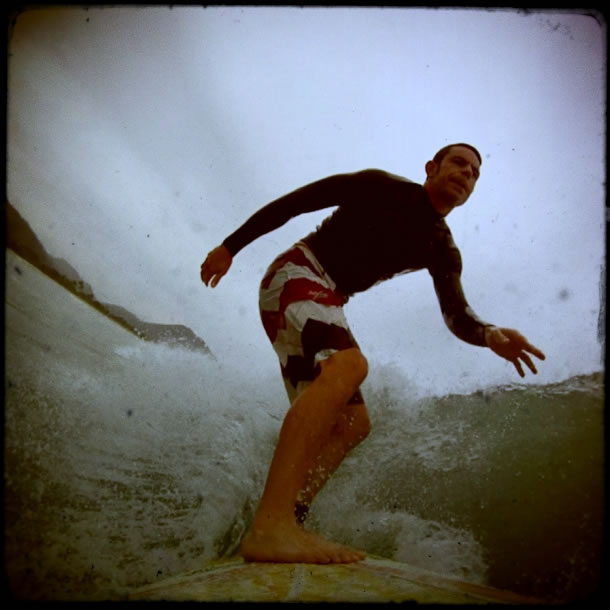 Lagoinha surfing 6