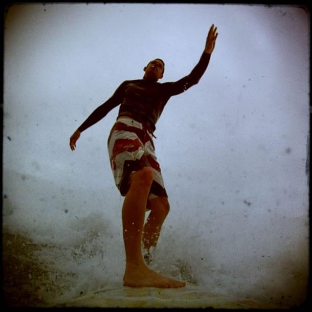 Lagoinha surfing 7