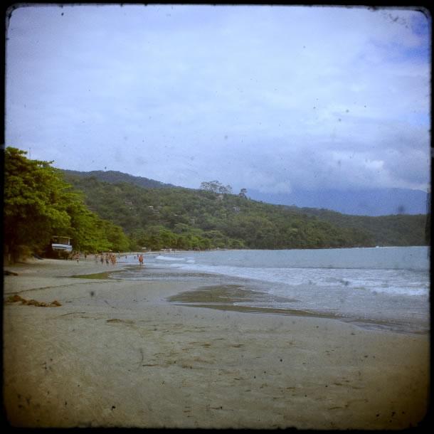 Praia da Forteleza, Ubatuba 1
