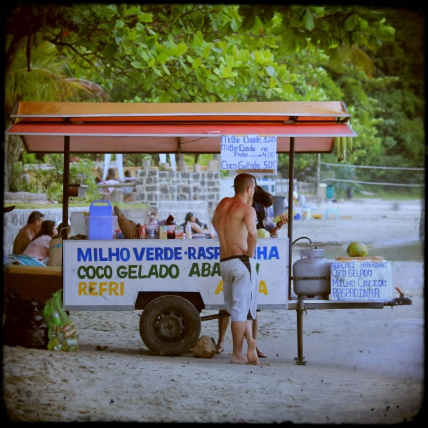 Praia da Forteleza, Ubatuba 6