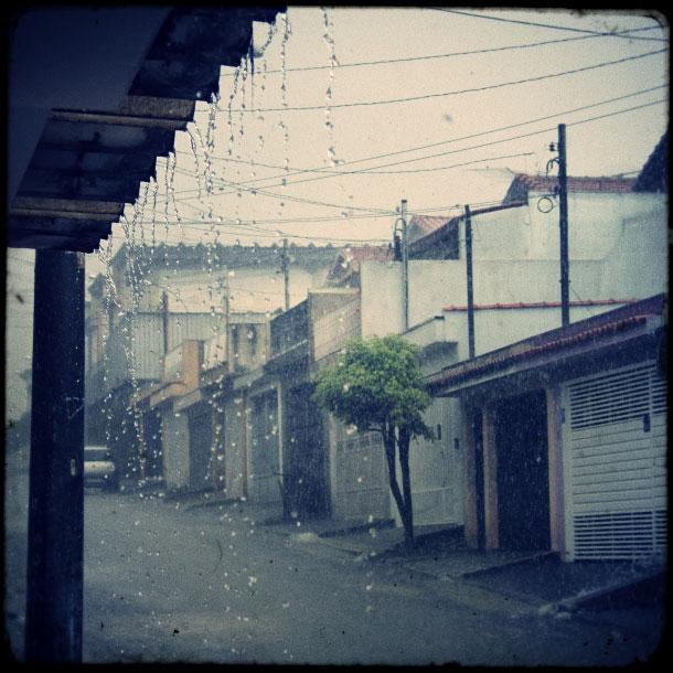 Summer Rain In Sao Paulo 1