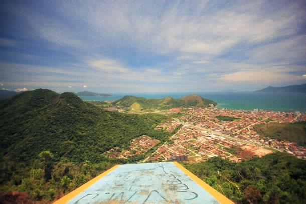 Caraguatatuba paragliding 1