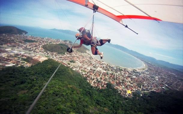 Caraguatatuba paragliding 6