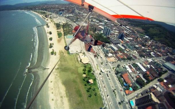 Caraguatatuba paragliding 7
