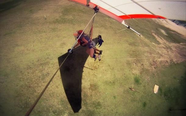 Caraguatatuba paragliding 9