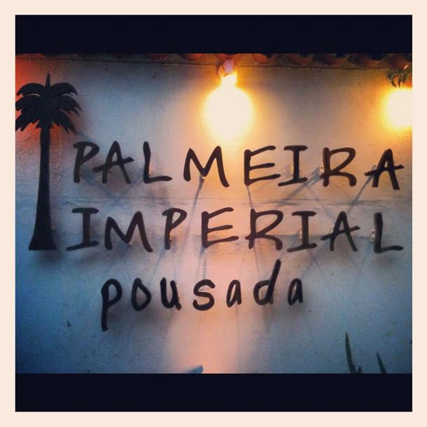 Pousada Palmeira Imperial Paraty 1