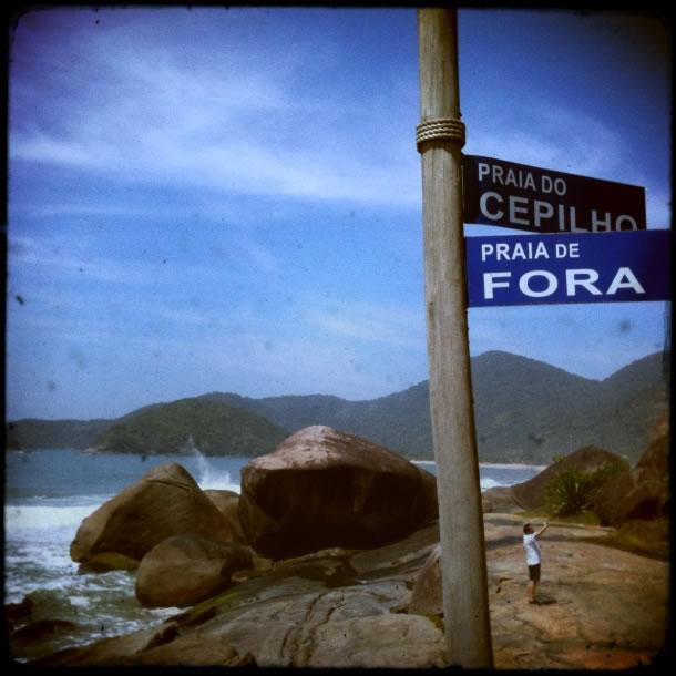 Surfing Praia de Cepilho Trindade Brazil 1