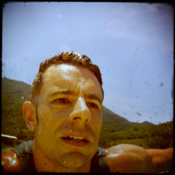 Surfing Praia de Cepilho Trindade Brazil 5
