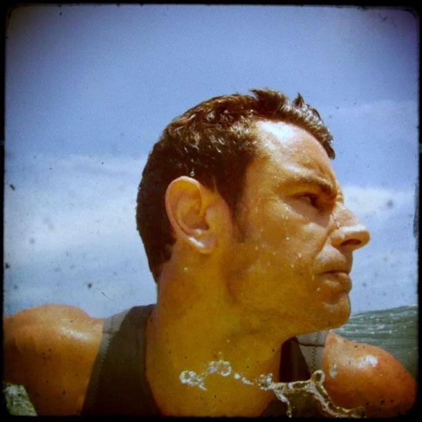 Surfing Praia de Cepilho Trindade Brazil 6