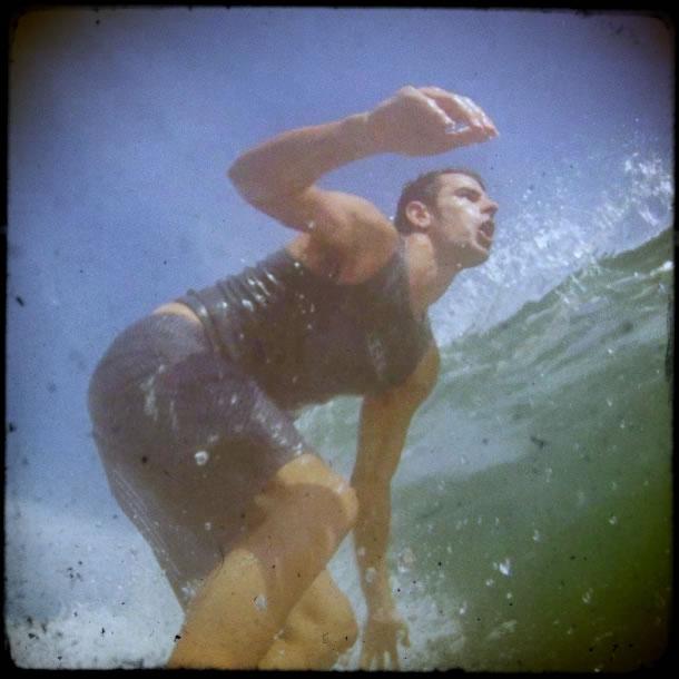 Surfing Praia de Cepilho Trindade Brazil 9