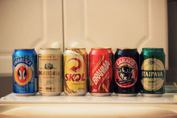 brazilian-beer-selection