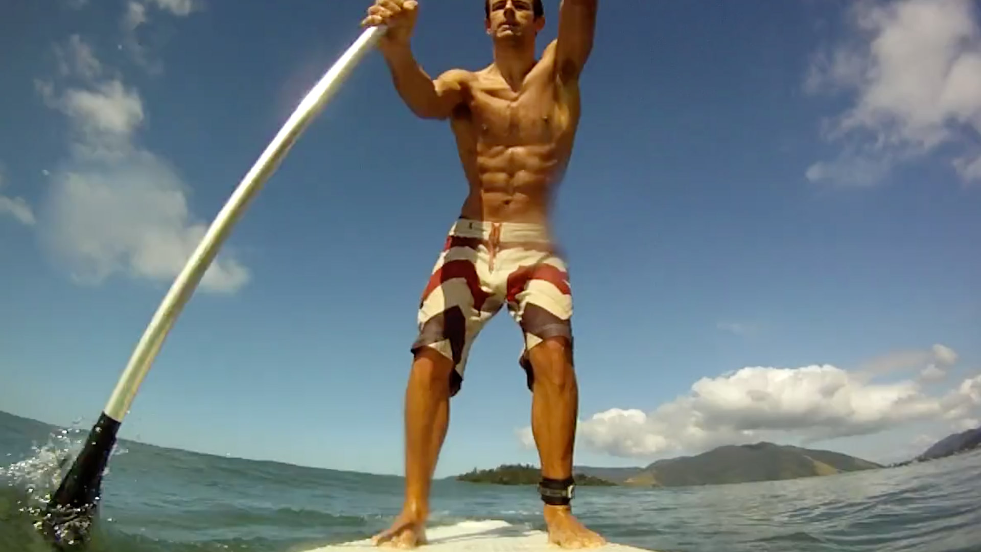 Lagoihna SUP In The Sun Video Cover