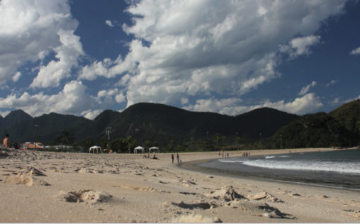 Praia da Cocanha Time Lapse Video Cover