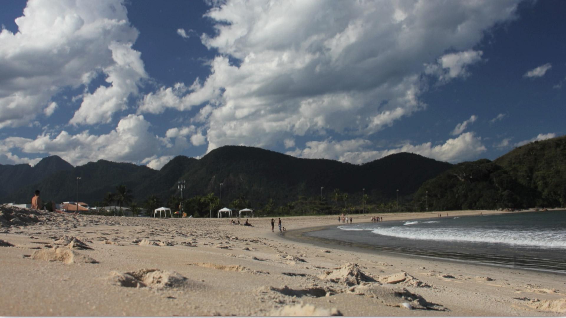 Praia da Cocanha Time Lapse Video Cover