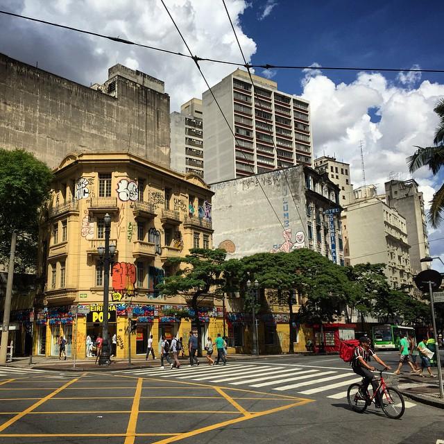 Old Centre of São Paulo