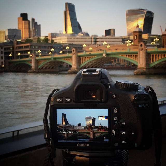 Up for some holy grail! #timelapse #timelapselondon #canon #canon550d