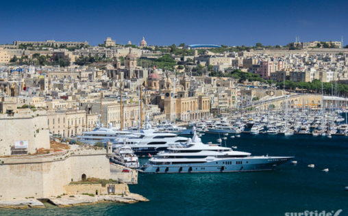 Grand Harbour Marina, Malta