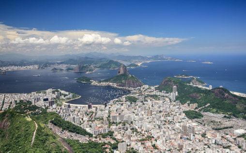 Sugar Loaf & Guanabara Bay, Rio