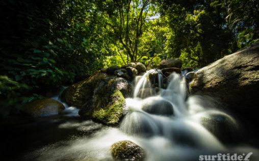 Massaguaçu waterfalls