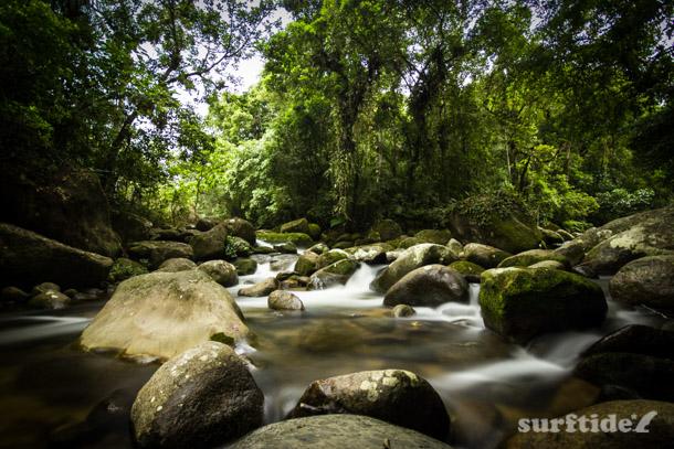 Cachoeira Da Renata, Maranduba, Ubatuba
